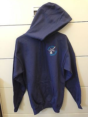 Alley Cat Advocates Embroidered Logo Hoodie Port and Company Classic