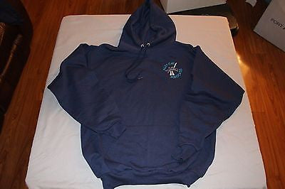 Alley Cat Advocates Embroidered Logo Hoodie Port and Company