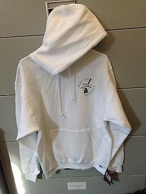 Alley Cat Advocates Logo Russell Hoodie