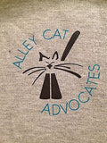 Alley Cat Advocates Logo Hoodie Gildan Ultra Blend