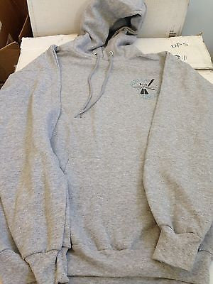 Alley Cat Advocates Logo Hoodie Port and Company Classic