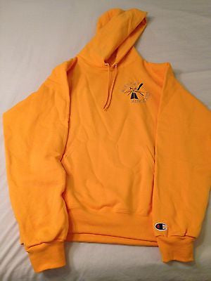 Alley Cat Advocates Logo Hoodie Champion Eco Authentic