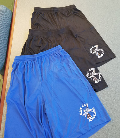 Alley Cat Advocates Sports Tek Competitor Shorts