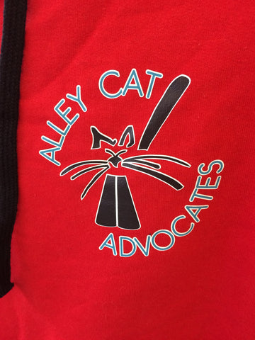 Alley Cat Advocates Logo Hoodie District