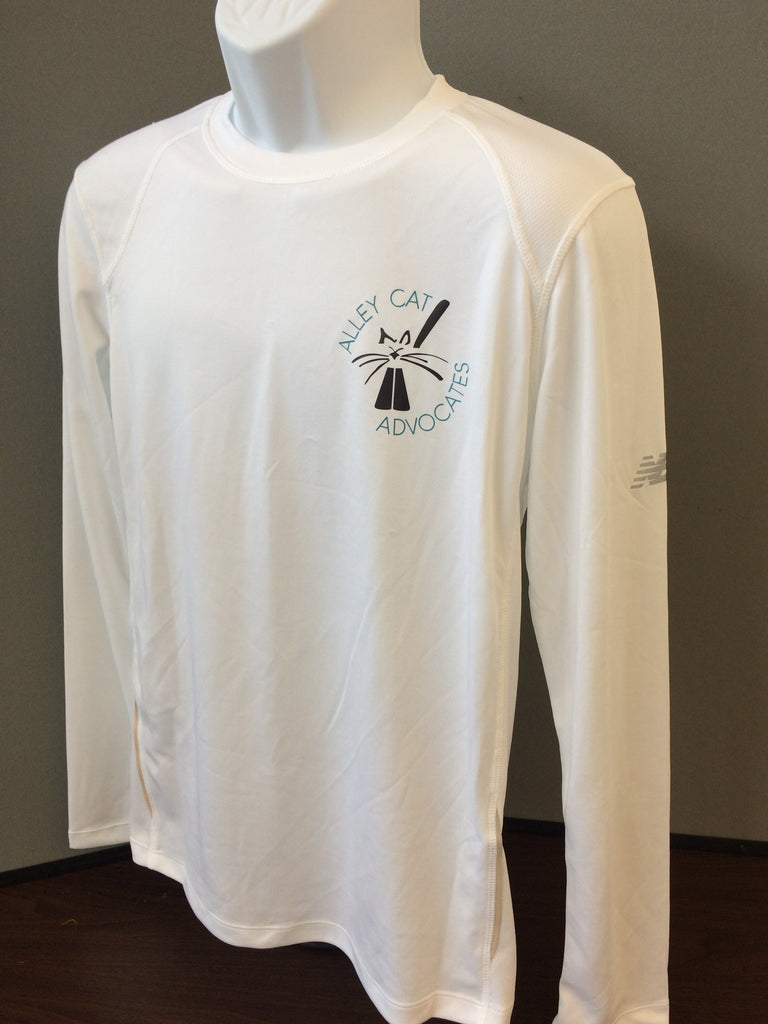 Alley Cat Advocates Long Sleeve Athletic Shirt by New Balance