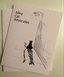 Alley Cat Advocates 10 Blank Note Cards