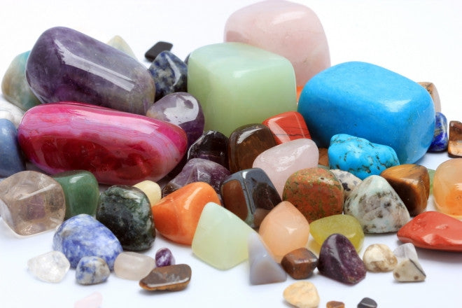 How to Color Heal with Luxury Gemstones