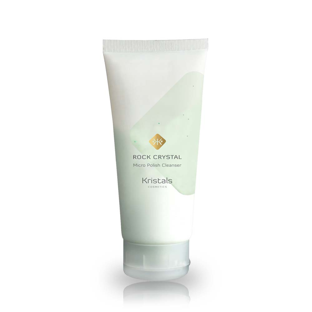 ROCK CRYSTAL Micro Polish Cleanser
