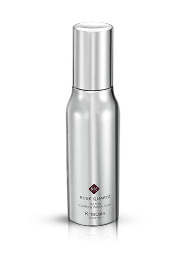 ROSE QUARTZ Oil Free Clarifying Action Toner