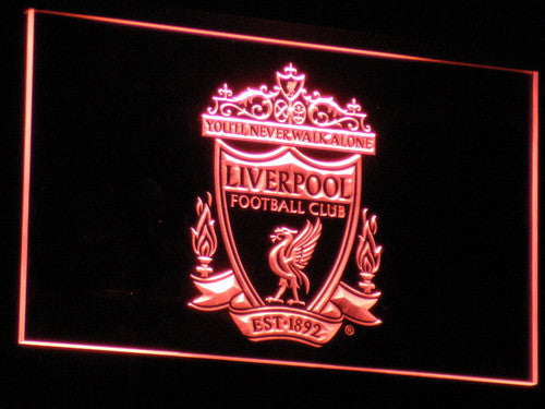 Liverpool F.C. - LED Neon Sign