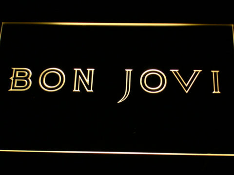 Bon Jovi LED Neon Sign