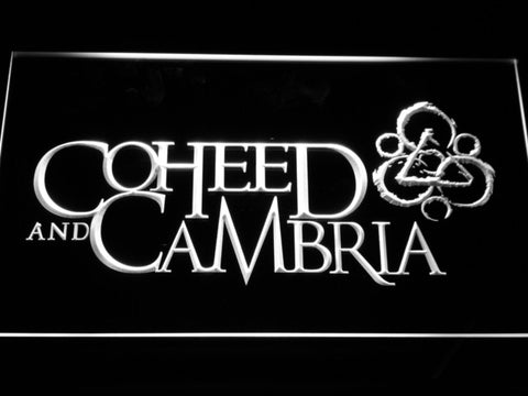Coheed & Cambria LED Neon Sign