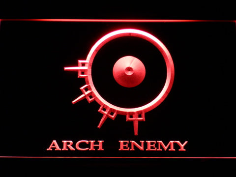 Arch Enemey LED Neon Sign