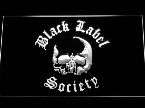 Black Label Society LED Neon Sign