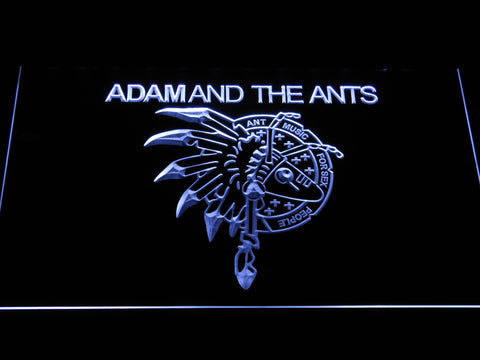 Adam And The Ants LED Sign