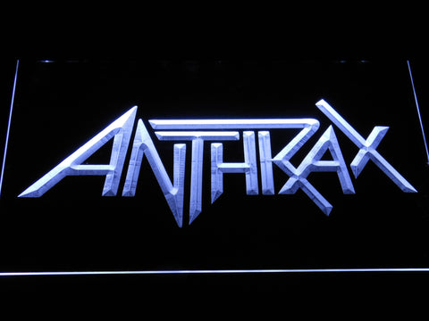 Anthrax LED Sign