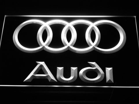 Audi LED Neon Sign