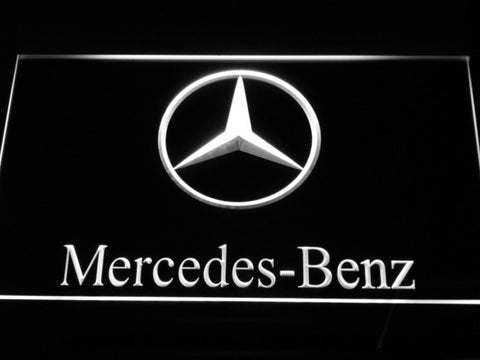 Mercedes Benz LED Neon Sign