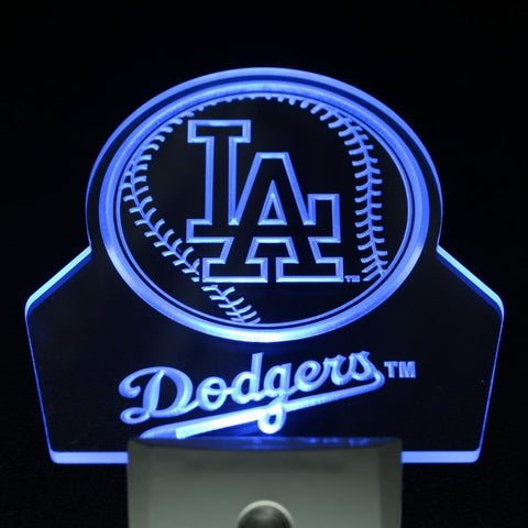 Los Angeles Dodgers LED Neon Night Light