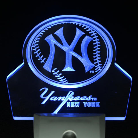 New York Yankees LED Neon Night Light