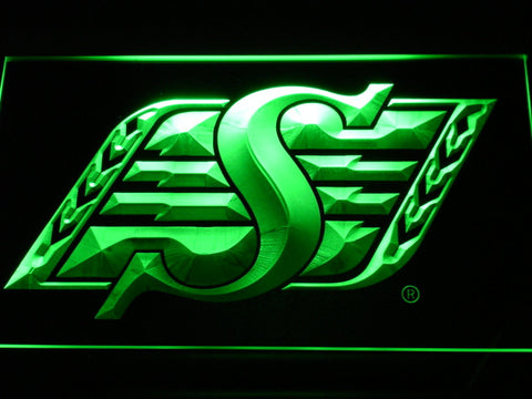 Saskatchewan Roughriders LED Neon Sign