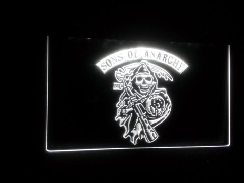 Sons Of Anarchy LED Sign