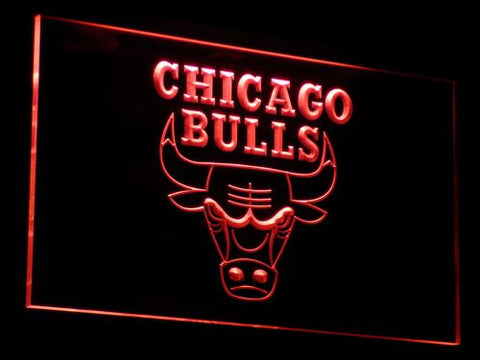 Chicago Bulls LED Neon Sign