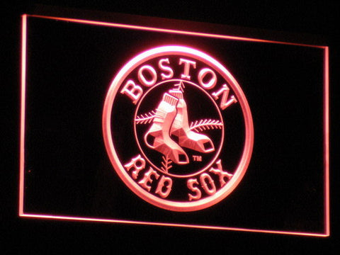Boston Red Sox LED Neon Sign