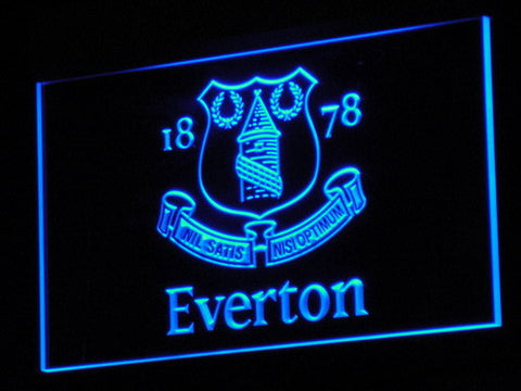 Everton LED Neon Sign