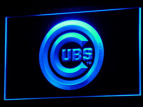Chicago Cubs LED Neon Sign