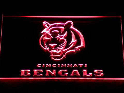 Cincinnati Bengals LED Neon Sign