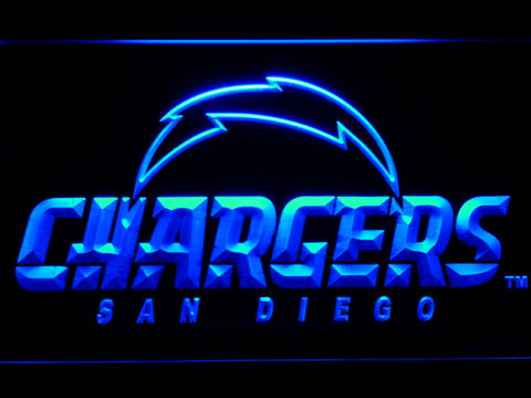 San Diego Chargers LED Neon Sign