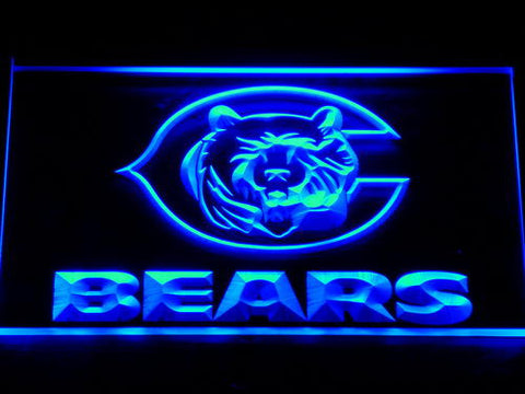 Chicago Bears LED Neon Sign