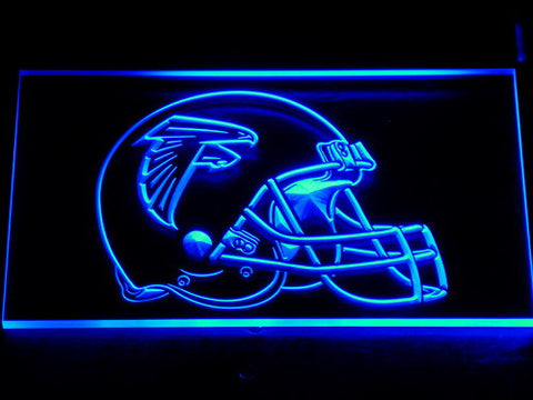 Baltimore Ravens Helmet LED Neon Sign