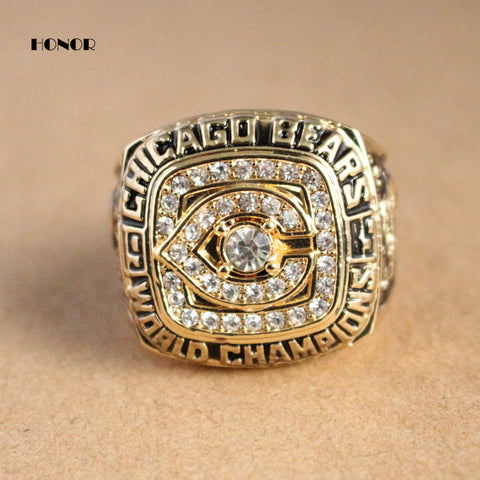 1985 Super Bowl XX Chicago Bears Championship Ring Replica