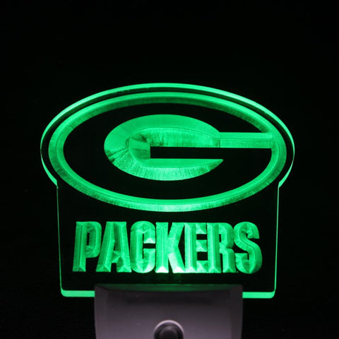 Green Bay Packers LED Neon Night Light