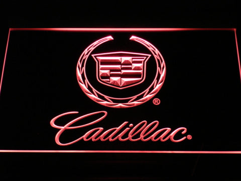 Cadillac LED Neon Sign