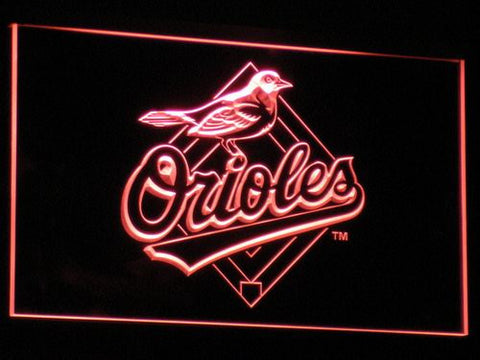 Baltimore Orioles LED Neon Signs