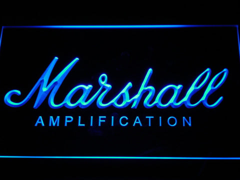 Marshall Amplifiers LED Neon Sign