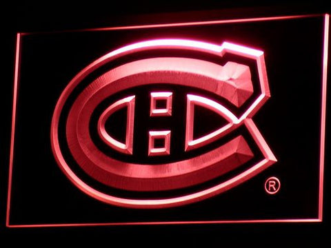Montreal Canadiens LED Neon Sign