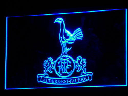 Tottenham Hotspur LED Neon Sign