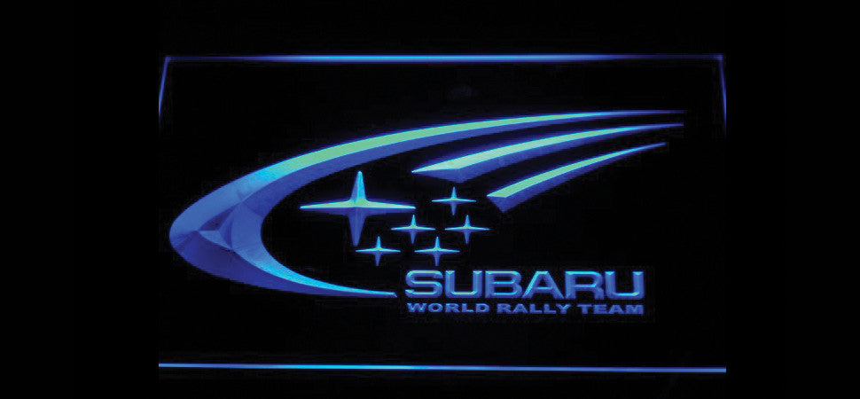 Subaru LED Sign