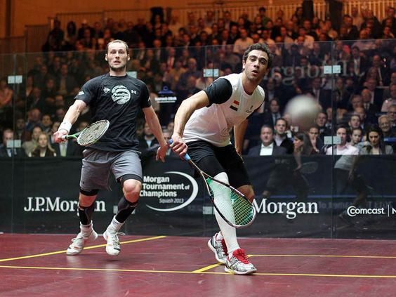 Quelques records du squash !