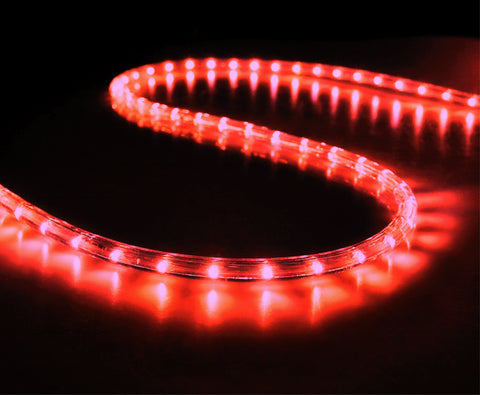 ARCTIC SKY 33' LED ROPE LIGHT - RED