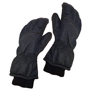 ARCTIC SKY Thinsulate 3 finger Touchscreen Winter Gloves - Large