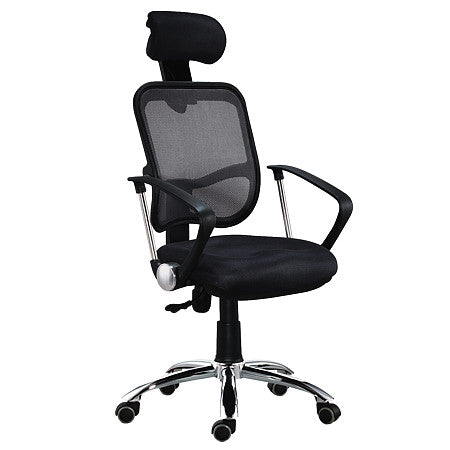 Gravitti High Back Executive Chair With Head Rest