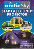 Arctic Sky Star Laser Light Projector