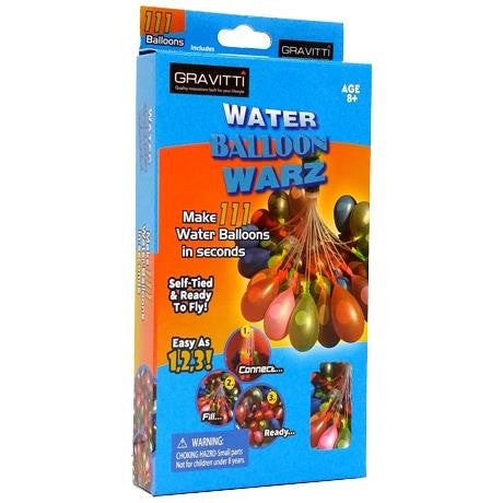 Gravitti Water Balloon Warz