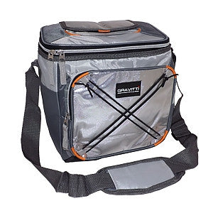 "Gravitti Cooler Bag With Access Panel 10"" X 7"" X 9"""