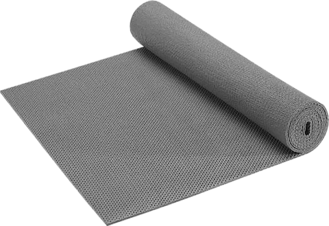 Gravitti PVC Yoga Mat 5MM With Nylon Carry Bag